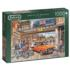 Spirit of the Seventies Nostalgic / Retro Jigsaw Puzzle