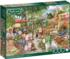 The Farmer's Market People Jigsaw Puzzle