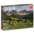 Dolomites, Italy Landscape Jigsaw Puzzle