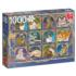 Cat Horoscope Cats Jigsaw Puzzle