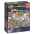 Candy Factory Cartoons Jigsaw Puzzle