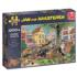 Get that Cat! Cartoons Jigsaw Puzzle