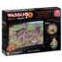 Wasgij Back To #2: 14th Century Castle Castles Jigsaw Puzzle