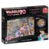 Wasgij Destiny 16:  Old Time Rockers Cartoons Jigsaw Puzzle