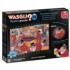 Wasgij Mystery 12: The Unusual Suspects! Cartoons Jigsaw Puzzle