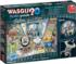 Wasgij Mystery 3: Drama At The Opera Wasgij Jigsaw Puzzle