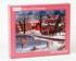 Heart of Christmas Winter Jigsaw Puzzle