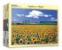 Sunflower Field 4 Sunflower Jigsaw Puzzle