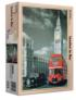 London Inn Bus Landmarks / Monuments Jigsaw Puzzle