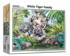 White Tiger Family - Scratch and Dent Tigers Jigsaw Puzzle