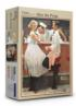 After The Prom Contemporary & Modern Art Jigsaw Puzzle