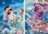 Star And Moon Flowers Jigsaw Puzzle