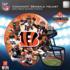 Cincinnati Bengals - Scratch and Dent Sports Shaped Puzzle