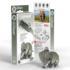 Elephant Eugy Elephants 3D Puzzle