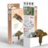 Sloth Eugy Animals 3D Puzzle