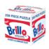 Andy Warhol Brillo Puzzle Contemporary & Modern Art Jigsaw Puzzle