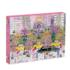 Spring on Park Avenue Spring Jigsaw Puzzle