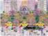 Spring on Park Avenue Landmarks / Monuments Jigsaw Puzzle