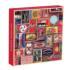 Vintage Matchboxes Nostalgic / Retro Jigsaw Puzzle