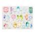 Birthstones & the Zodiac Pattern / Assortment Jigsaw Puzzle