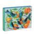 Geninne Zlatkas Naranjas Birds Jigsaw Puzzle