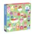 Cat Cafe Animals Jigsaw Puzzle