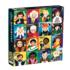 Little Scientist People Jigsaw Puzzle