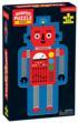 Robot Graphics / Illustration Shaped Puzzle