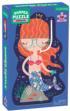 Mermaids Mermaids Shaped Puzzle