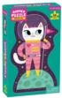 Space Cat Cats Shaped Puzzle