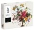 Ashley Woodson Bailey Flowers Shaped Puzzle