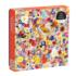 Infinite Bloom - Scratch and Dent Flowers Jigsaw Puzzle