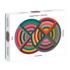 MoMA Frank Stella Contemporary & Modern Art Shaped Puzzle