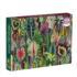 Houseplant Jungle Flowers Jigsaw Puzzle