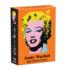 Andy Warhol Marilyn Fine Art Shaped Puzzle