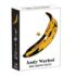 Andy Warhol Banana Fine Art Shaped Puzzle