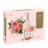 Rose All Day Flowers Shaped Puzzle