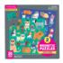 Cats & Dogs Magnetic Cats Jigsaw Puzzle