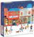 Main Street Village Winter Jigsaw Puzzle
