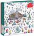 Apres Ski Winter Jigsaw Puzzle