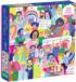 All Are Welcome Here! People Jigsaw Puzzle