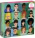 History of Hairdos - Scratch and Dent People Jigsaw Puzzle