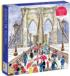 Brooklyn Bridge Winter Jigsaw Puzzle