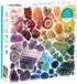 Rainbow Crystals Nature Jigsaw Puzzle
