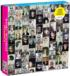 Selfies Famous People Jigsaw Puzzle