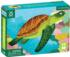 Green Sea Turtle Under The Sea Jigsaw Puzzle