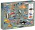 Deepest Dive Fish Jigsaw Puzzle