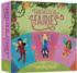 Fantastical Fairies Fairy Ring Fairies Shaped Puzzle