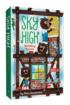 Sky-High Building Puzzle Cartoons Jigsaw Puzzle