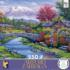 Castles by the River  (Arturo Zarraga) Summer Jigsaw Puzzle